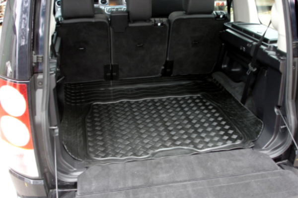 Discovery 4 Boot Mat Liner